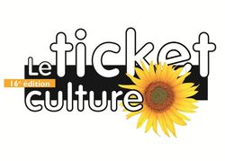 Colombe reçoit le Ticket culture