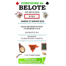 Coucours de Belote