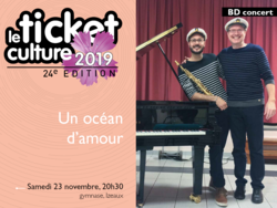 Ticket culture 2019 - Un océan d'amour