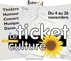 Ticket culture 2011